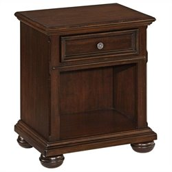 Nightstand in Dark Cherry