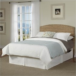 Home Styles Cabana Banana Panel Headboard in Honey