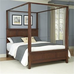 Home Styles Chesapeake Canopy Bed - King