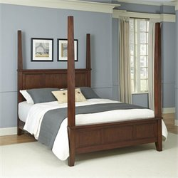 Home Styles Chesapeake Poster Bed - King