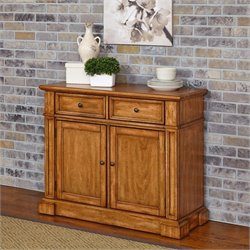 Home Styles Americana Buffet in Oak