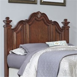 Full Queen Panel Headboard in Cognac