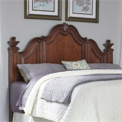 Home Styles Santiago King California King Panel Headboard in Cognac