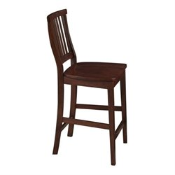 Home Styles Americana Counter Stool in Cherry
