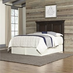 Home Styles Prairie Home King or California King Headboard in Oak