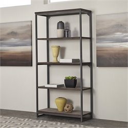 5 Tier Shelf in Gray