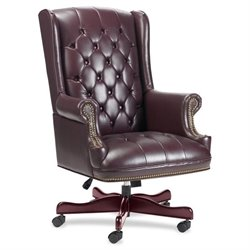 Lorell Traditional Executive Swivel Chair