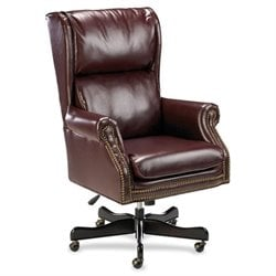 Lorell Traditional Executive Swivel Tilt Chair
