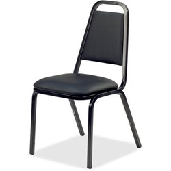 Lorell 8926 Upholstered Stacking Chair