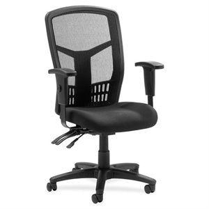 Lorell Executive Mesh High Back Office Chair