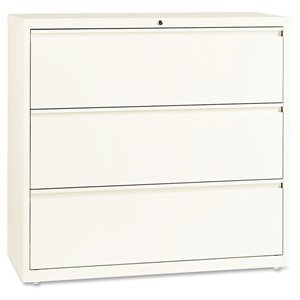 Lorell Lateral File Cabinet in Cloud