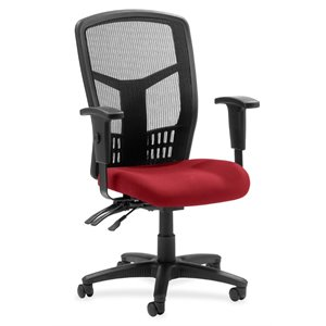 Lorell 86000 Series Executive Mesh Back Office Chair