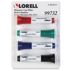 Lorell Dry Erase Marker (Set of 4)