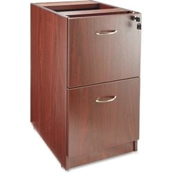 Lorell Essentials 2 Drawer Laminate Filling Cabinet (2)