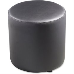 Lorell Leather Cylinder Chair