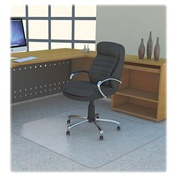 Lorell Rectangular Straight Edge Carpet Chairmats