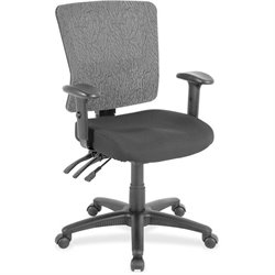 Lorell Low-back Mesh Chair