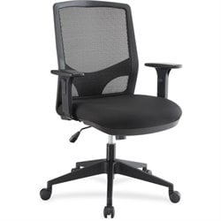 Lorell Executive Mesh Fabric Swivel Chair
