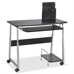 Lorell Mobile Computer Desk