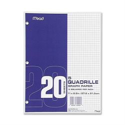 MeadWestvaco Graph Paper (Set of 12)