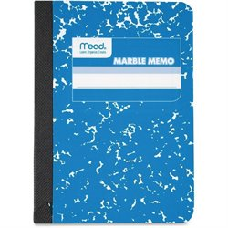 MeadWestvaco Square Deal Colored Memo Book