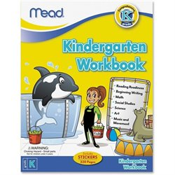 Mead Kindergarten Comprehensive Activities Workbk
