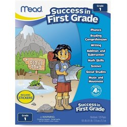 Mead Grade 1 Comprehension Workbook
