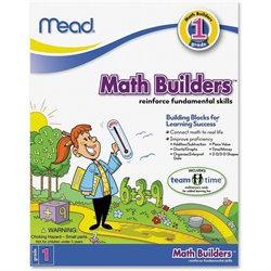 Mead Math Builders 1st Grade Workbook
