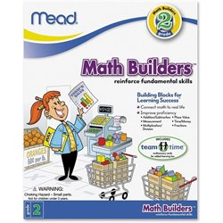 Mead Mead Math Builders 1st Grade Workbook