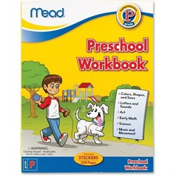 Mead Preschool Workbook