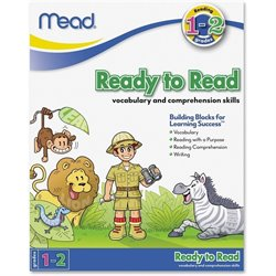Mead Grades 1-2 Ready to Read Workbook