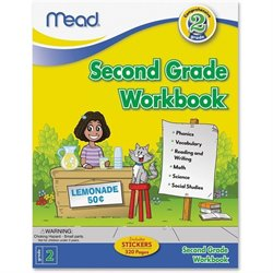 Mead Grade 2 Comprehension Workbook