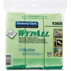 Kimberly-Clark WypAll Microfiber Cloths