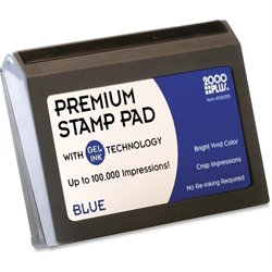 Cosco 2000 Plus Gel Ink Premium Stamp Pad