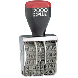Cosco 2000 Plus Four-band Date Stamp