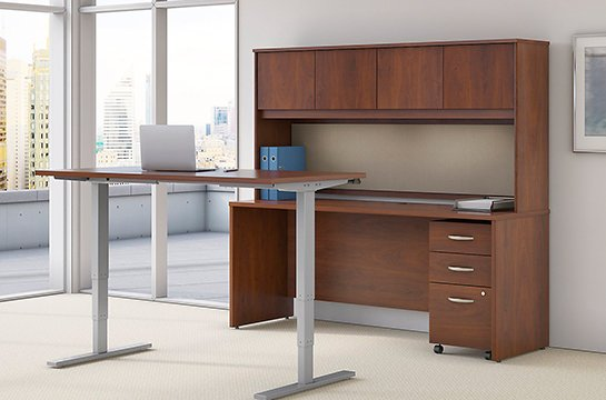 home cupboard bush of l shaped furniture creative hutch cabot desk best ships concept office with free