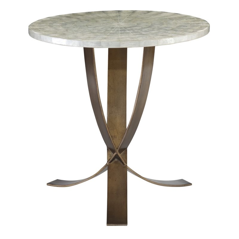 Seldens Home Furnishings | Bernhardt Petrified Wood Side Table ...