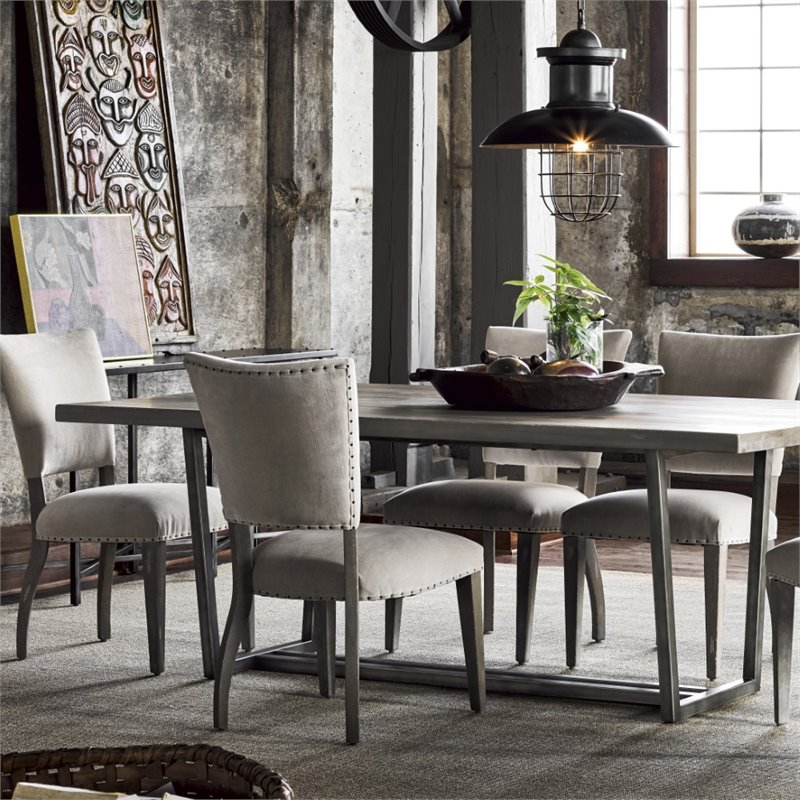 ... Universal Furniture Curated Sedgwick Dining Table In Graystone. Img. Img